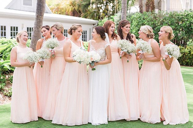 4dc77bcebbf Bridesmaid Dress Shopping Etiquette 101  Rules Every  Maid Should Follow