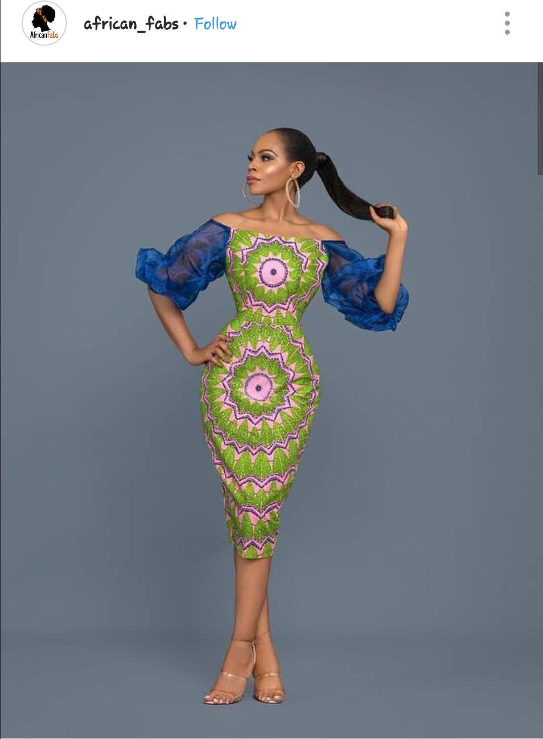 Africanfabs via instagram gorgeous mesmerizing green ankara print