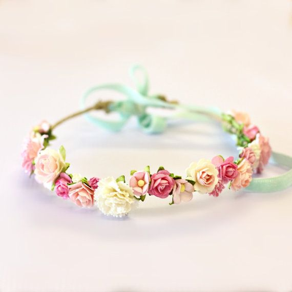 Flower Crown High Tea Hens Party Bridal Shower By