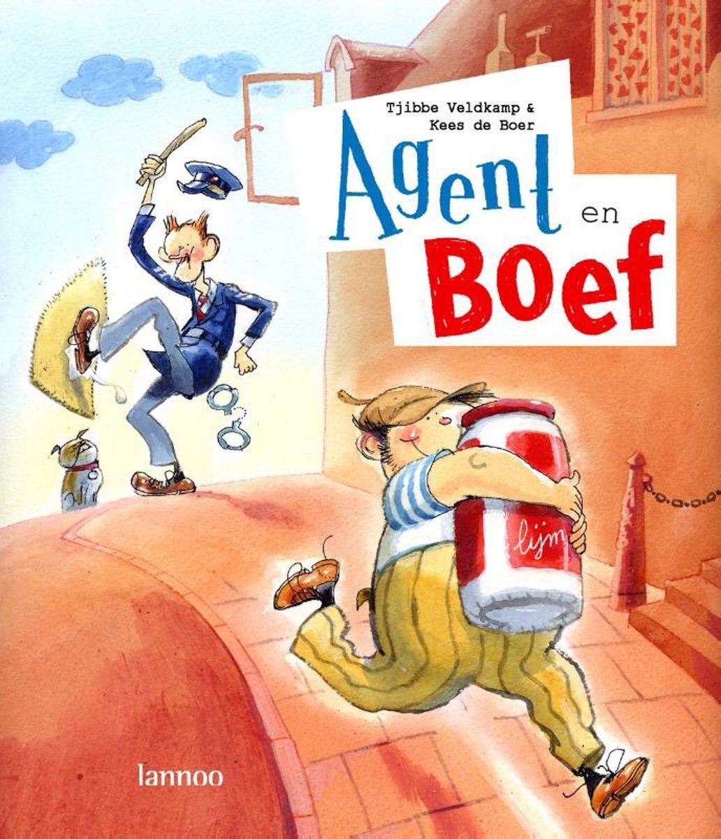 Thema Agent En Boef In De 3de Kleuterklas Kinderboeken Kinderen Lezen Boeken