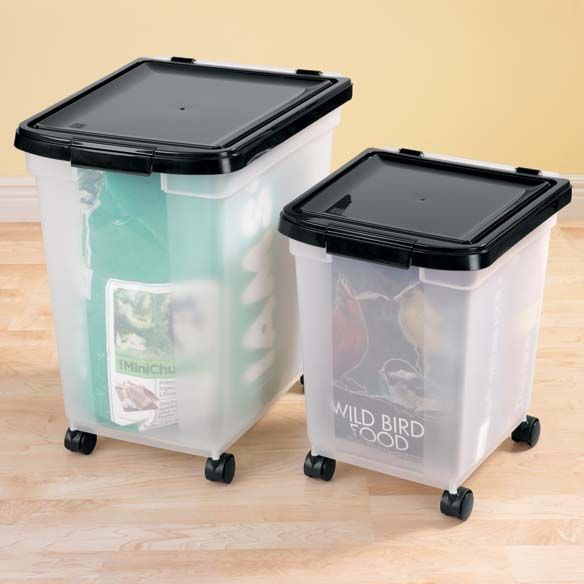 Lovely Rolling Storage Bins