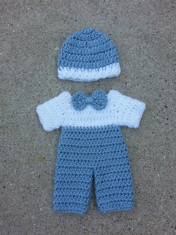 Mama That Makes Preemie Clothes In Crochet