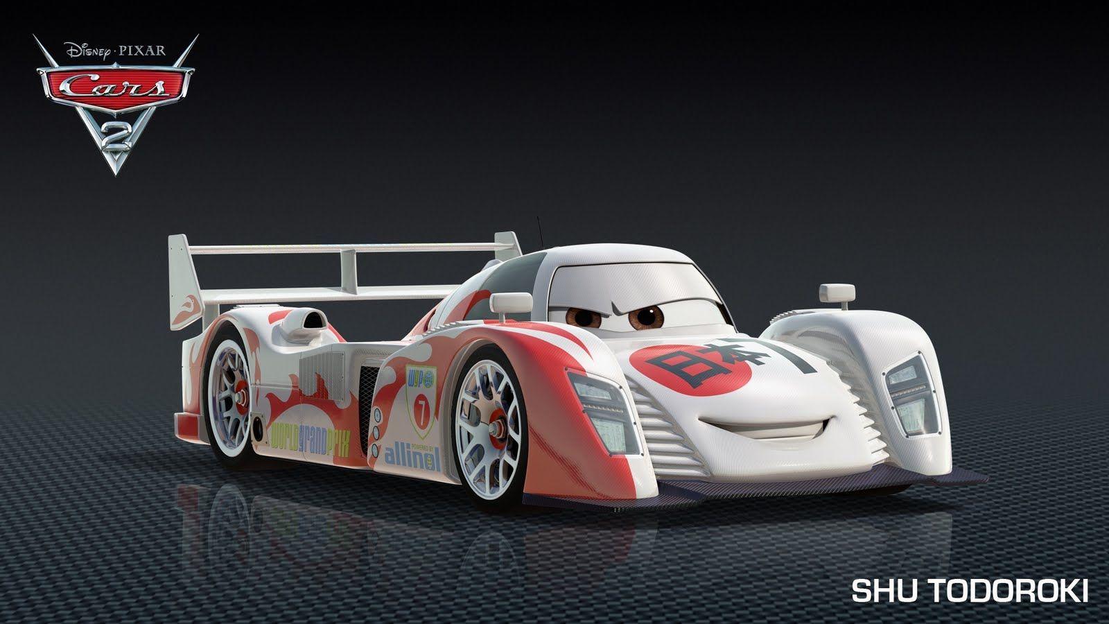 Pixar Cars Ii Characters Google Search Pixar Cars Disney Cars Movie Cars Characters
