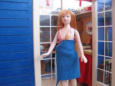 Mine dukkehuse: Sommerdag