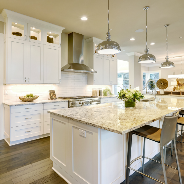 Easy Kitchen Remodel Curtain Fabric Updates You Can Do This Weekend Ideas A Cost Thousands Of Dollars And Months To Complete Here Are 7 Spruce Up Your Space