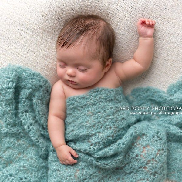 Newborn Crochet Baby Lace Wrap Photography Prop Pattern by ...