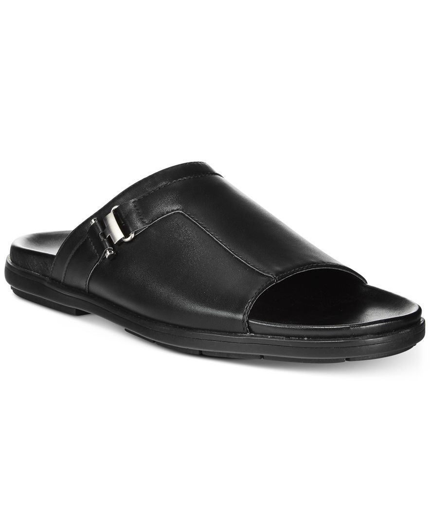 ba5dac8cc90 Alfani Wake Buckle Sandals, Only at Macy's | Products | Men, Fashion ...
