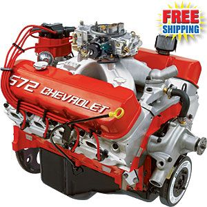 Chevrolet Performance Zz572ci 620hp Engine From Jegs Com Chevy Engineering Crate Motors