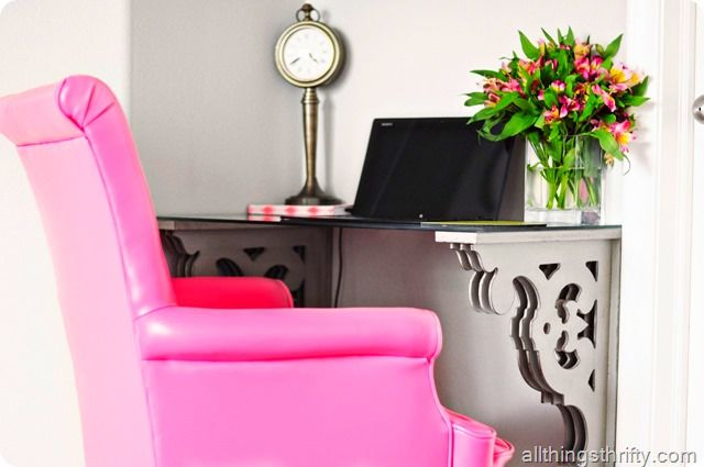 Getting Organized in the Office!! | Desks, Easy and DIY ideas