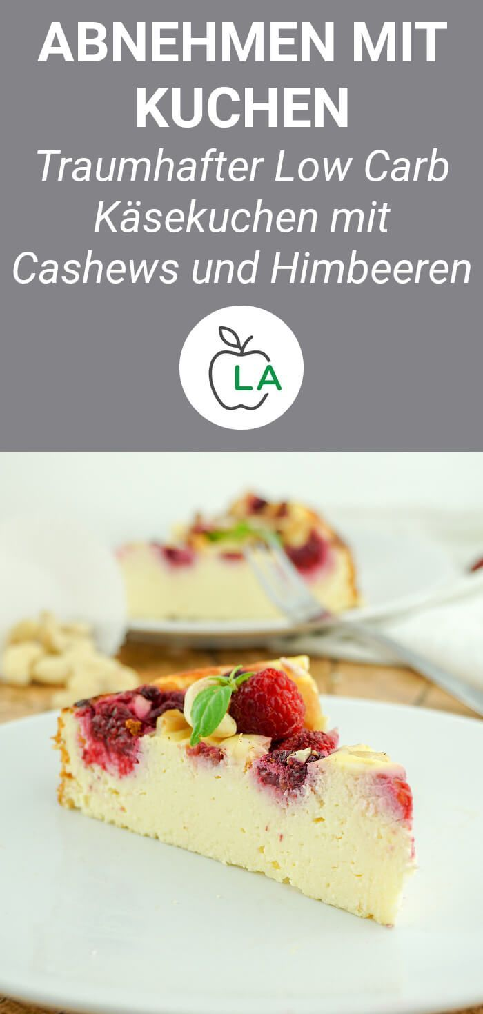 low carb desserts #lowcarbdesserts Dieses Low Carb Ksekuchen ohne Boden Rezept i…