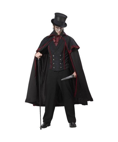 Jack the Ripper Mens Costume MENS Masquerade Costume Ideas - halloween costumes ideas for men