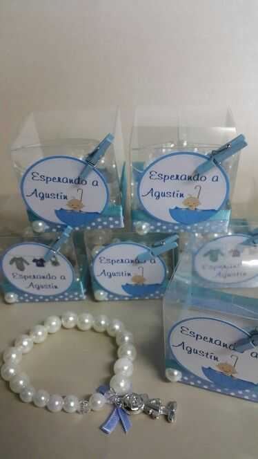 Exceptional Pulsera Para Souvenir Baby Shower