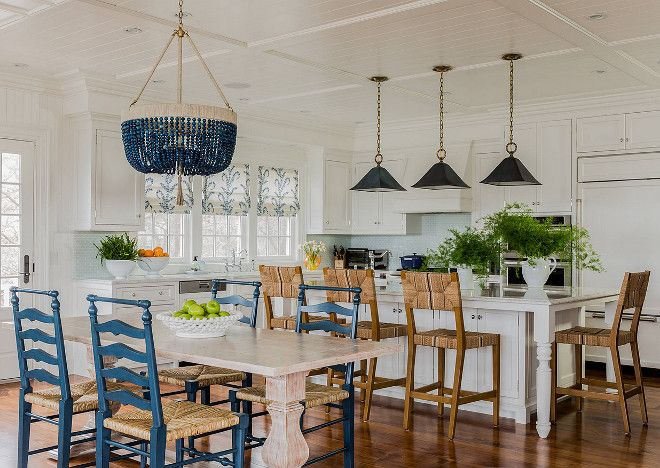 Best Beach House With Coastal Interiors Kitchen Beaded 400 x 300