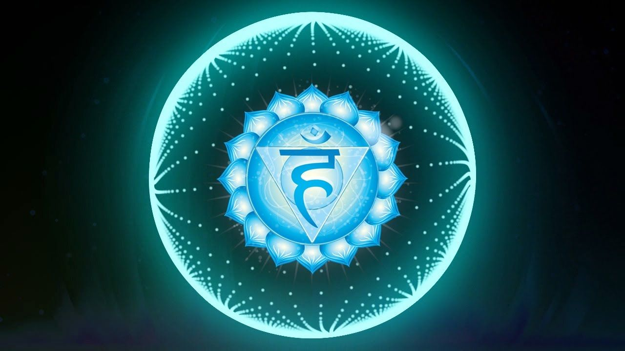 Magical Chakra Meditation Chants for Throat Chakra [Seed