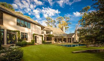Shasta traditional exterior