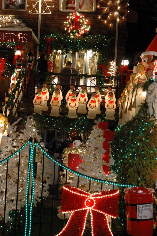 These Holiday Lights Are Like Nothing You\u0027ve Ever Seen! Christmas