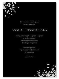 corporate event invitation template