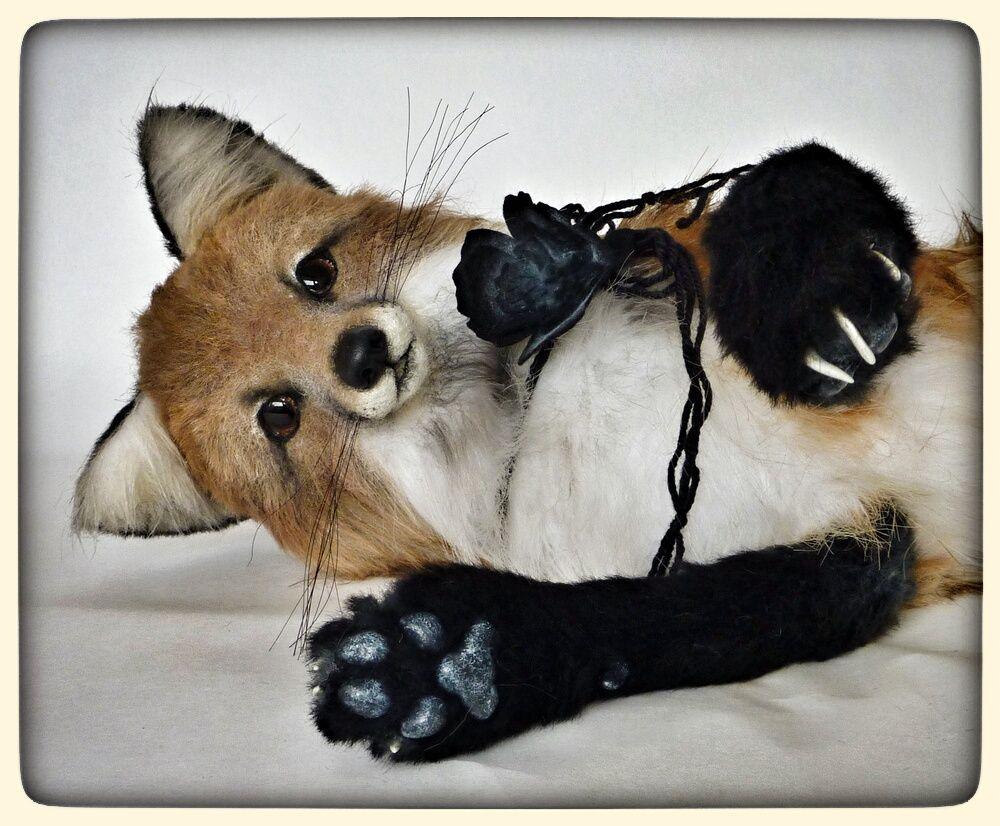 FIAMMA the red fox by KALEideaSCOPE.deviantart.com on @DeviantArt