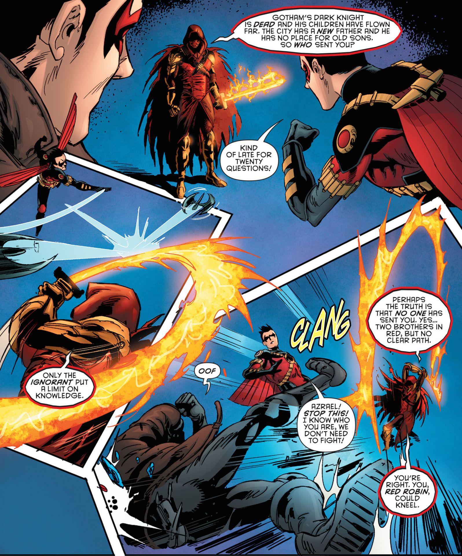 Best Battles In New Comics 12 11 15 Comics Batman Batman Robin