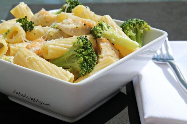 Restaurant Style Chicken Broccoli Ziti Recipe In 2019 Food