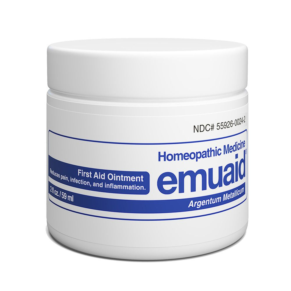 Care For Open Wounds? - Ointment For Healing Wounds | Emuaid
