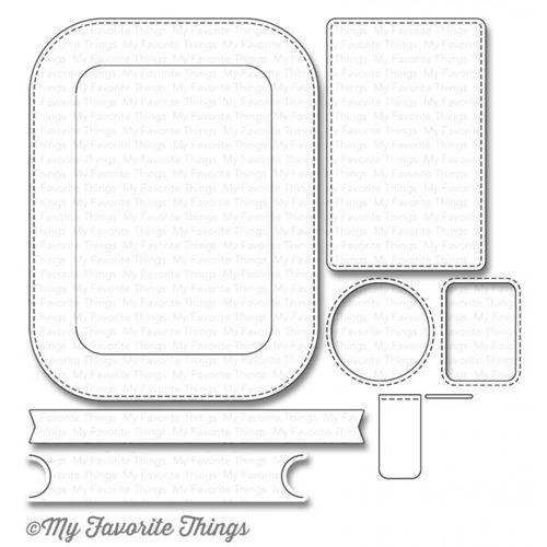 My Favorite Things BLUEPRINTS 30 Die-Namics MFT945 Simon Says - fresh blueprint paper color