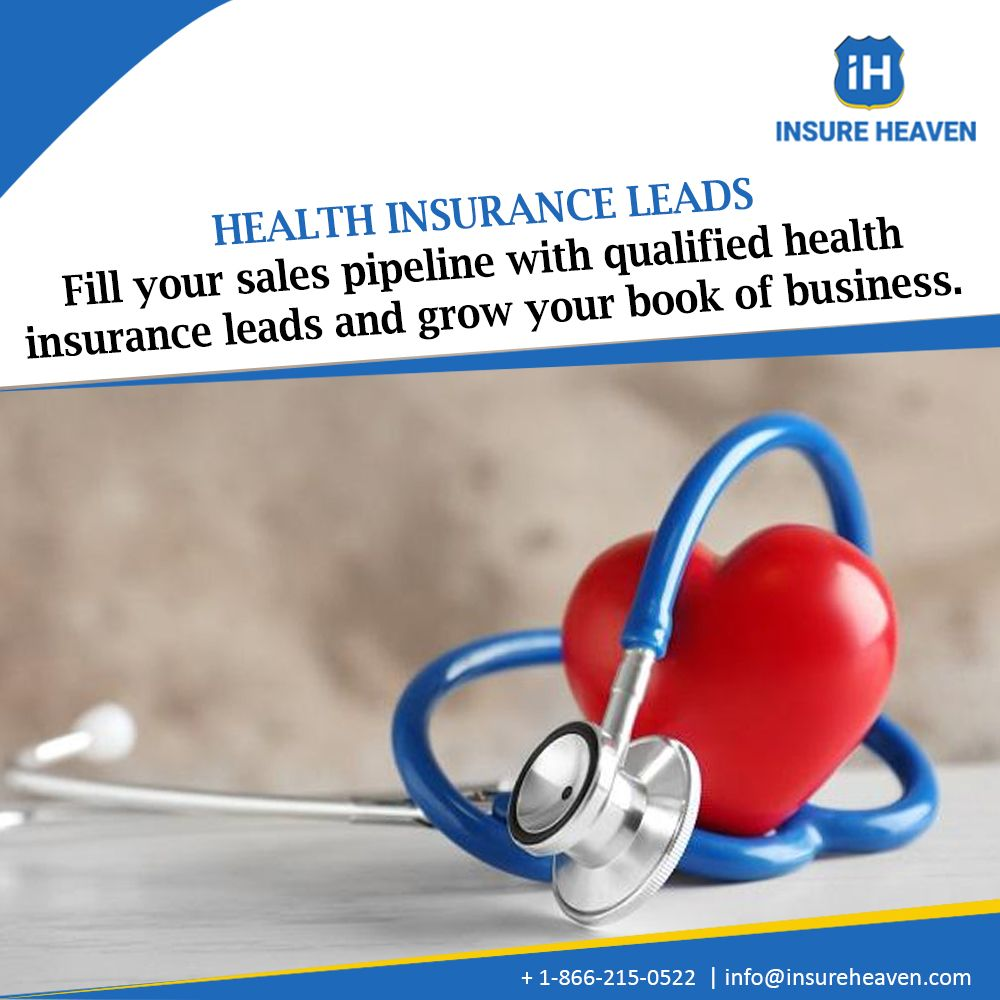 Health insurance leads for more details visit
