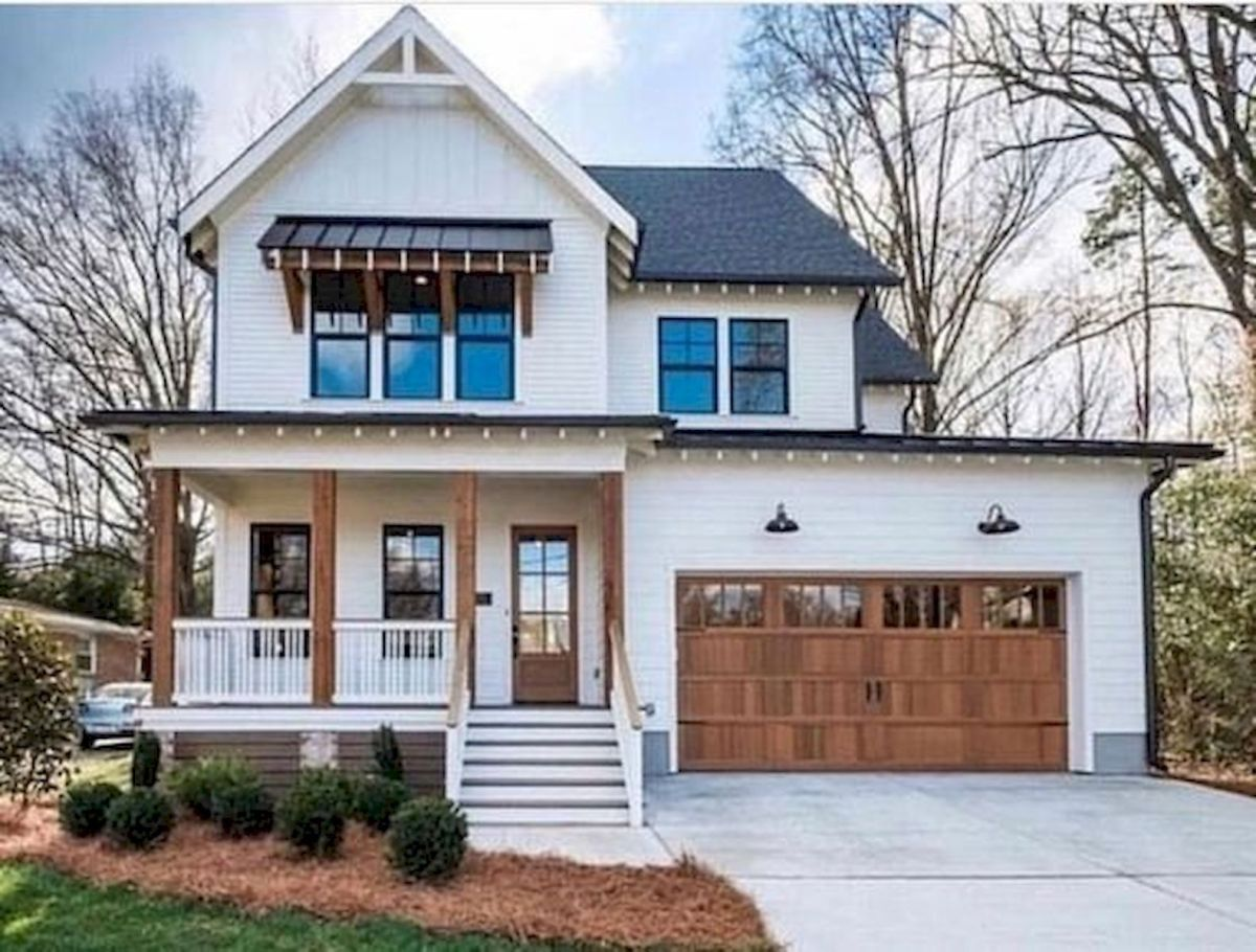 beautiful modern farmhouse exterior design ideas decor also in for rh pinterest