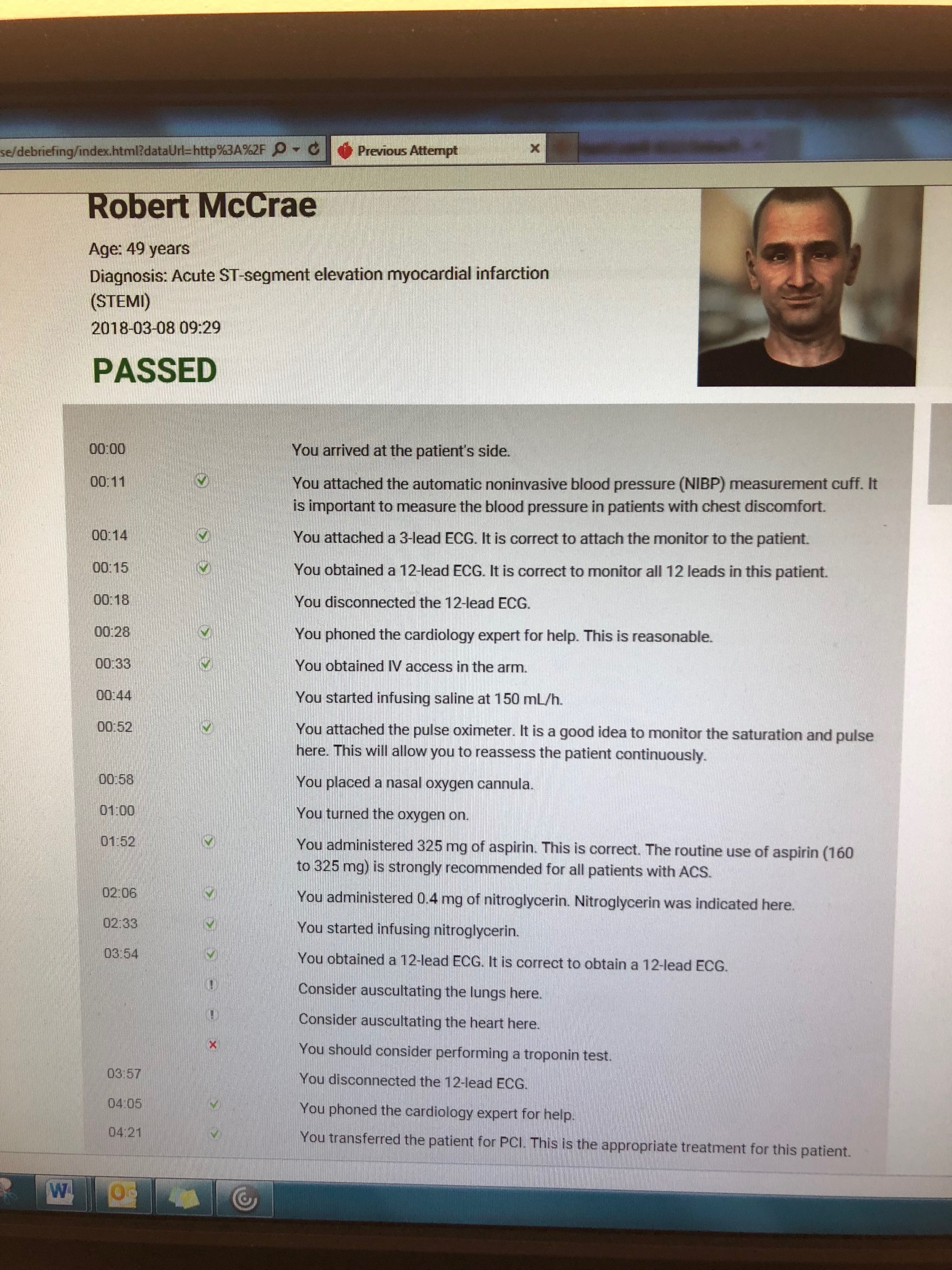 Acls Robert Mccrae Acls Pinterest Respiratory Therapy
