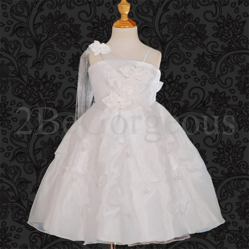 944243cd201 Онлайн магазин Profesionalist.com, Детска красива рокля с перли, детски  стоки,детски дрехи,дрехи за момичета и момчета,детски рокли