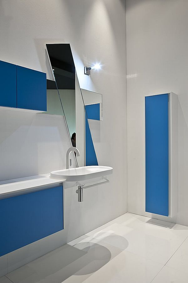 Fresh Modern Simple Italian Bathroom Design