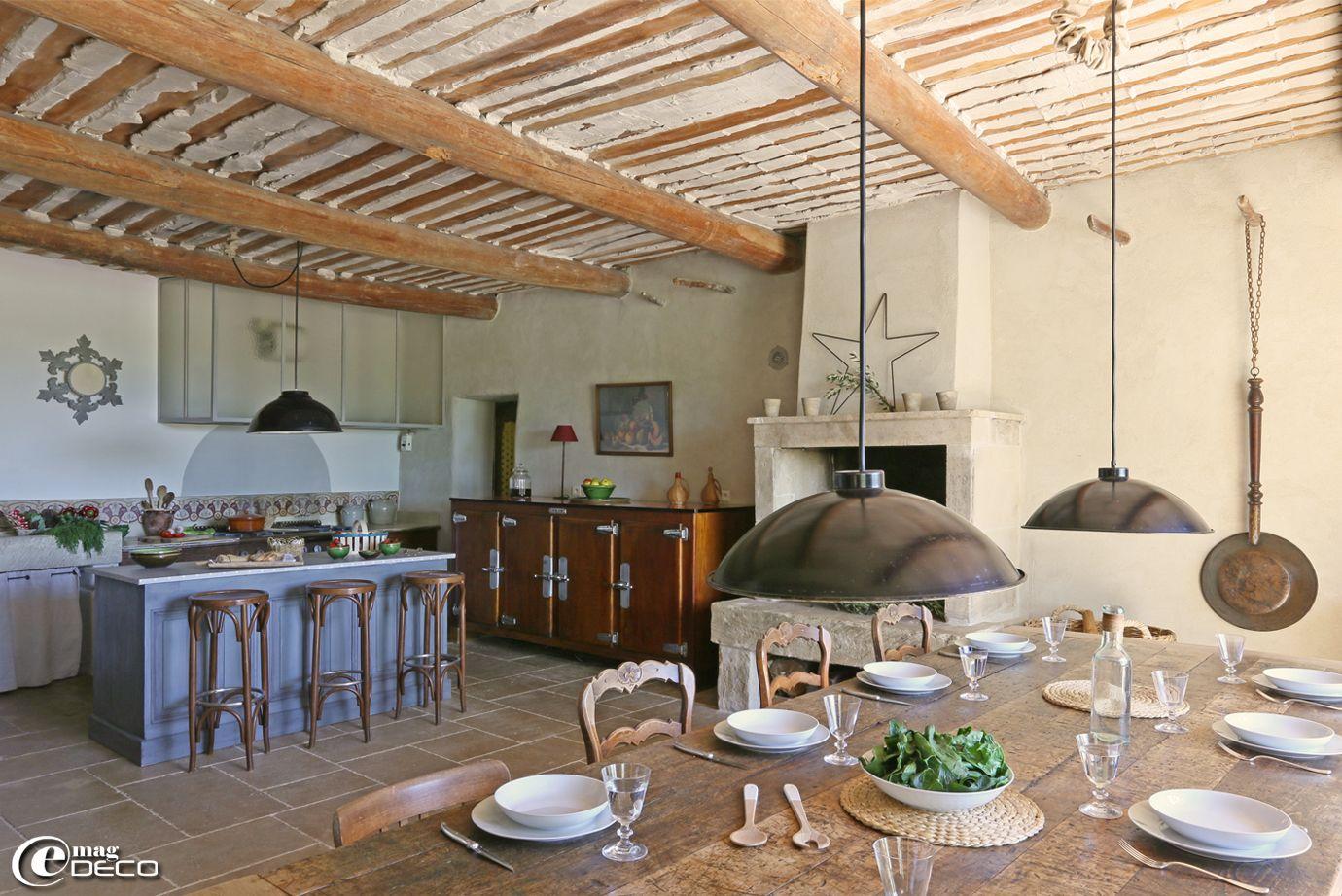 Exceptionnel Maison De Provence Decoration #2: La Garance En Provence » ~ E-magDECO : Magazine De Décoration