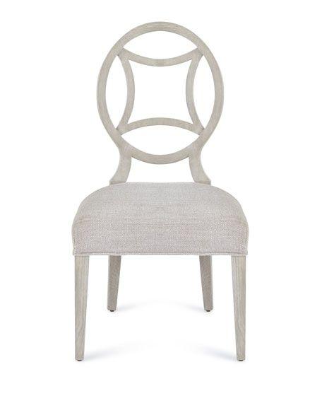 Bernhardt Hampshire Dining Furniture Side Chairs Dining Grey Side Chairs Side Chairs