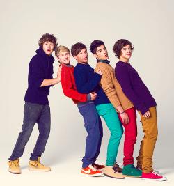 One Direction edit3 :') the boys photoshoot: 2011 I think