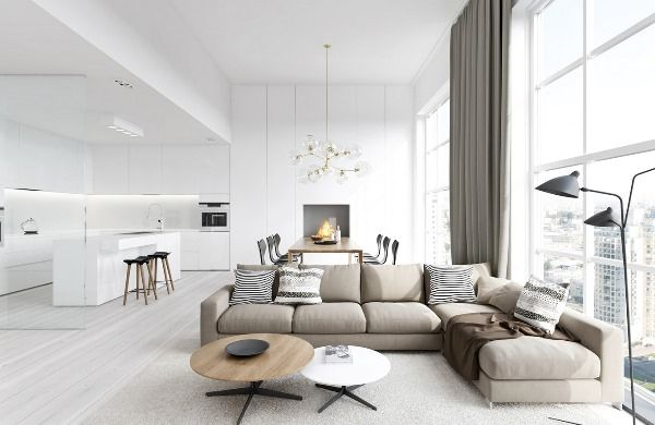 Living Room Zoning Google Search Modern Living Room Interior Living Room Interior Minimalist Living Room