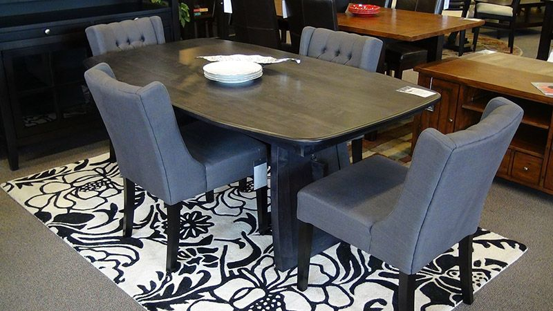 Dining Set Solid Canadian Maple Max Furniture Victoria Made