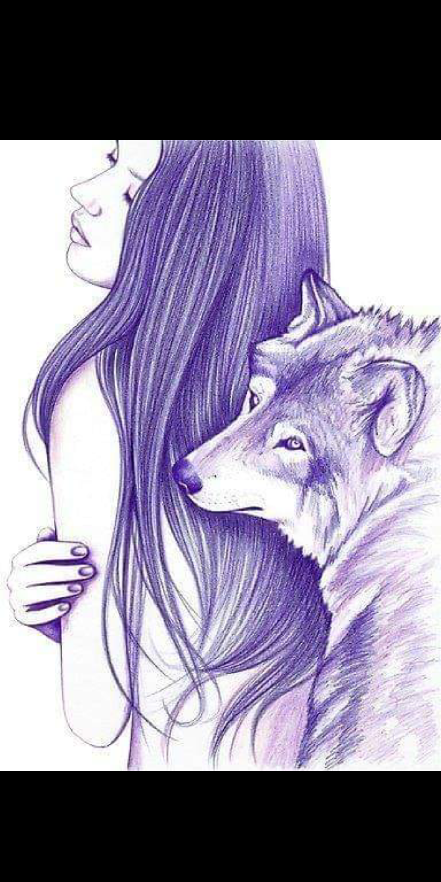 Pin By Zombie Tophat On Artwork Sketches Watercolor Wolf Wolf Drawing