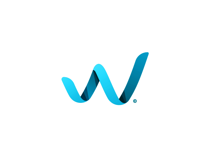 wave logo ii by dudenas design popular dribbble shots popular rh pinterest com