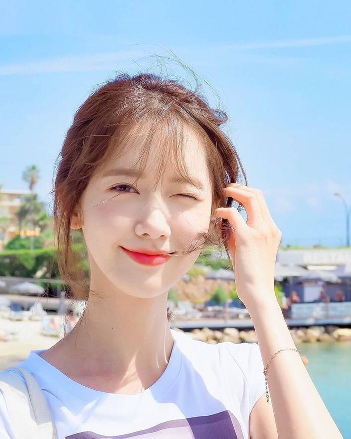 Ghim Của Agust D Tren Girl Nữ Thần Girls Generation Yoona