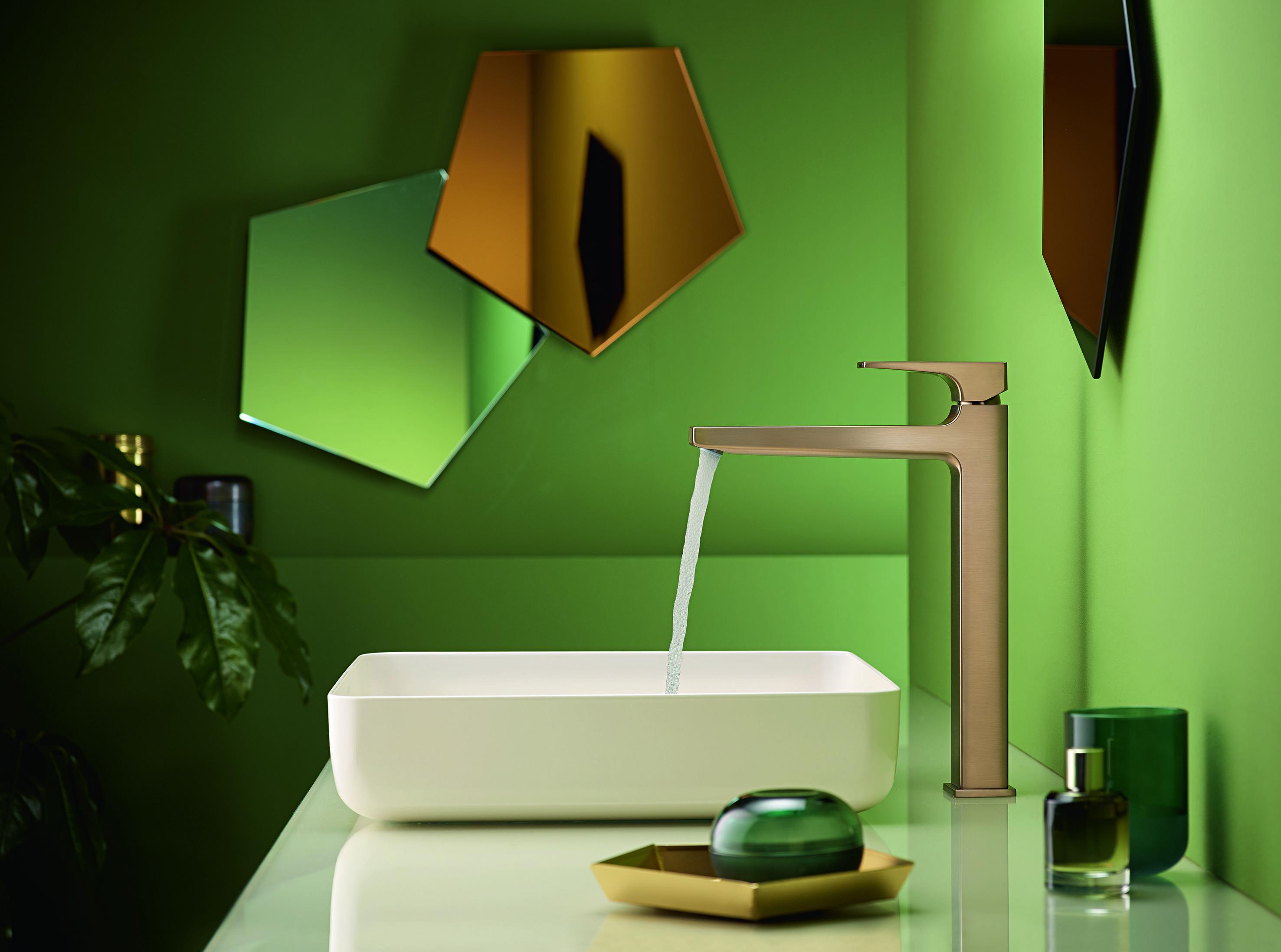 ISH 2019 Neue Armaturen für Waschtisch, Dusche und Wanne