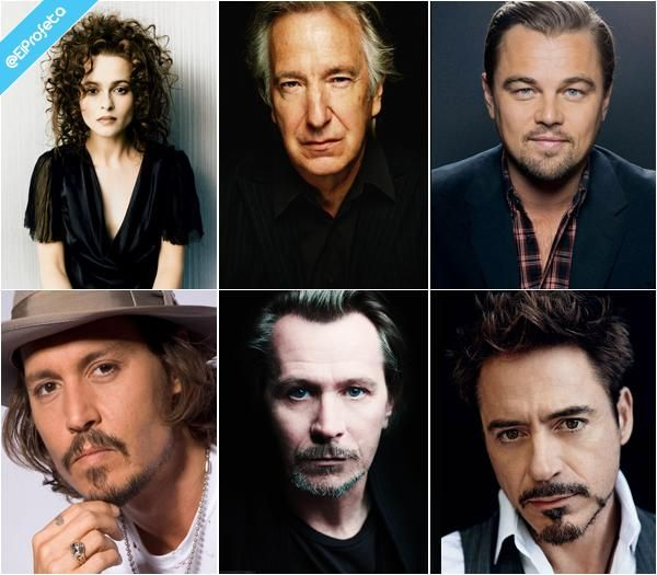 Aunque parezca imposible, estos actores nunca han ganado un Oscar #Oscars2015