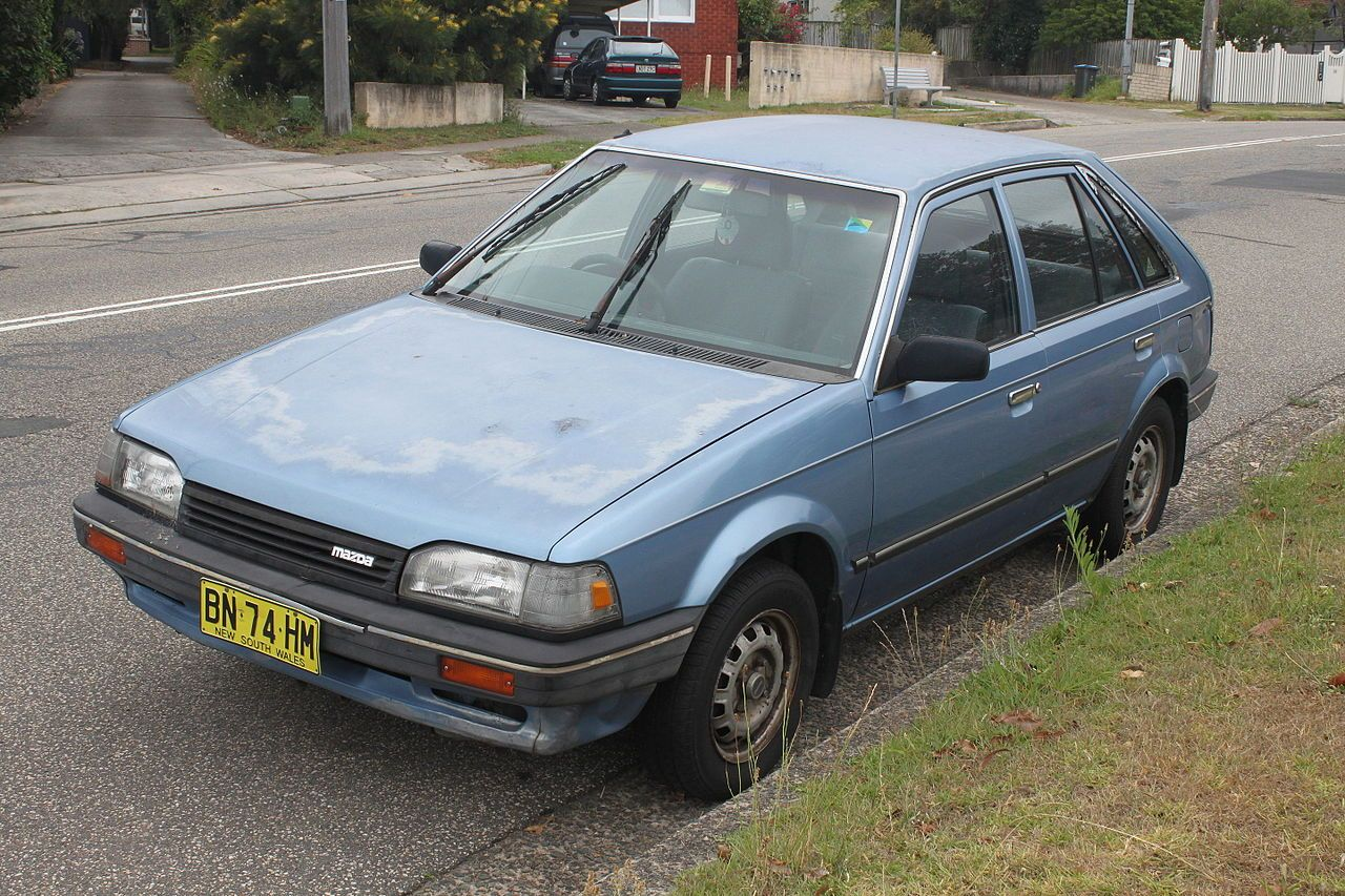 Kekurangan Mazda 323 Familia Spesifikasi