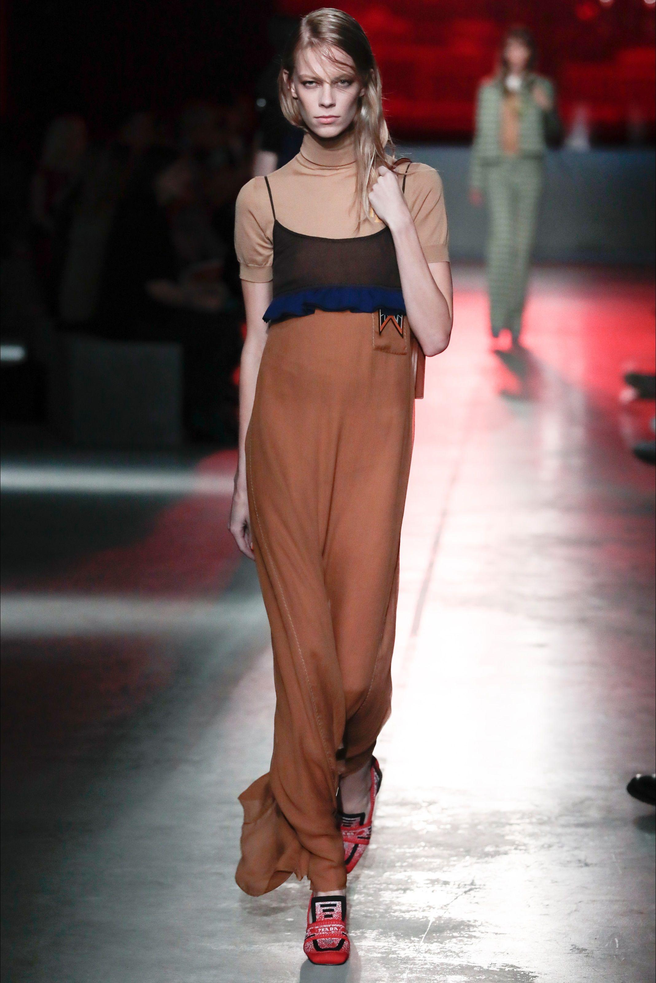 3a191eca6425 Sfilata Prada New York - Pre-collezioni Primavera Estate 2019 - Vogue