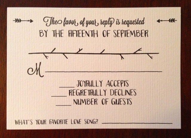Make Your Own Wedding Invitations Online Free: Simple Rustic Elegance DIY Invitations