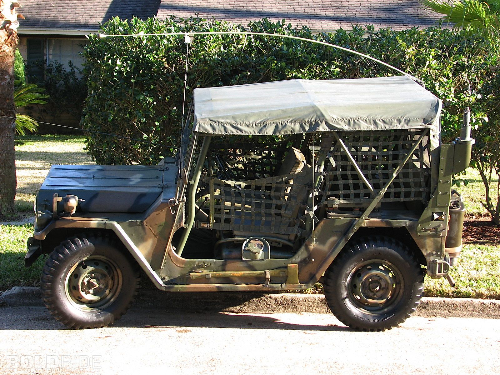1970 ford m151 a2 mutt military jeep offroad 4x4