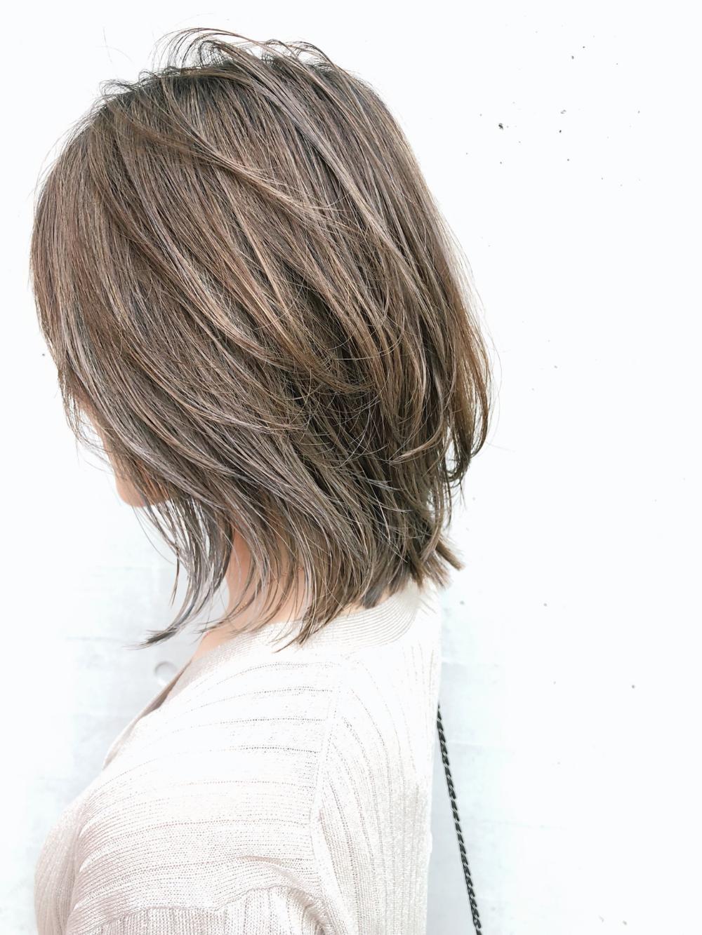 2020年 ミディアム ウルフカットが最強に今っぽい Hair ヘアスタイル ロング ヘアカット ヘアカット ミディアム