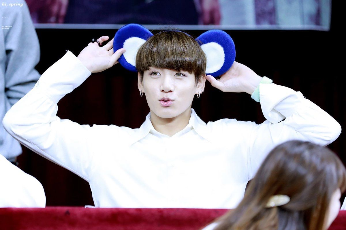 BTS || JUNGKOOK - He is literally so adorable