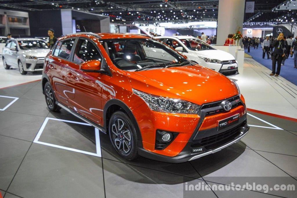 2017 Toyota Yaris To Ride On Tnga B Platform