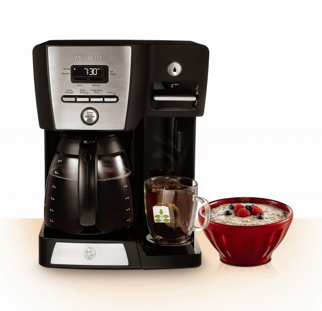 Cuisinart coffee maker with hot water temperature