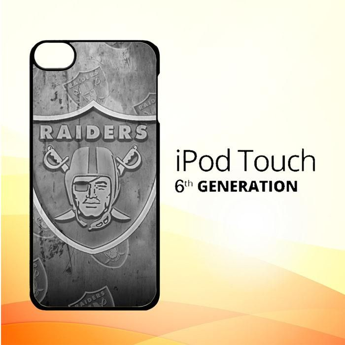 Oakland Raiders Z4855 iPod Touch 6 Case